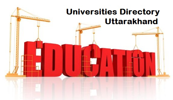 University Directory of Uttarakhand